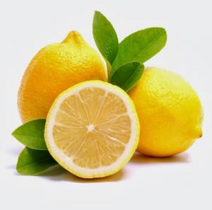exfoliante de limon