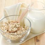 exfoliante leche y avena