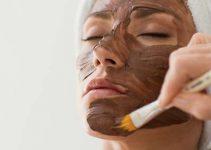 mascarilla facial de barro