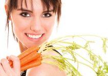 Mascarilla de Zanahoria para el acné