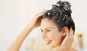 Mascarilla de guineo para el pelo