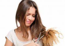 Mascarilla de kiwi para el cabello