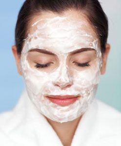 Mascarilla de bicarbonato para las arrugas