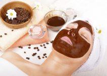 Mascarilla de huevo y café
