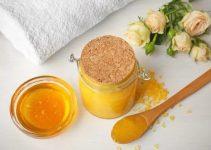 Mascarilla de yogurt miel y limón