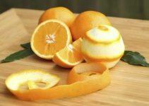 mascarilla de naranja