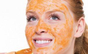 mascarilla de zanahoria para las manchas