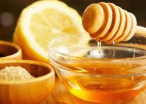 mascarilla de limon y miel