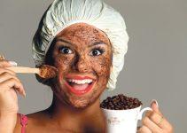 Mascarilla de café y miel