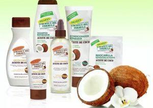 shampoo de coco natural
