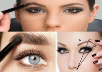 Cómo Maquillarse Las Cejas