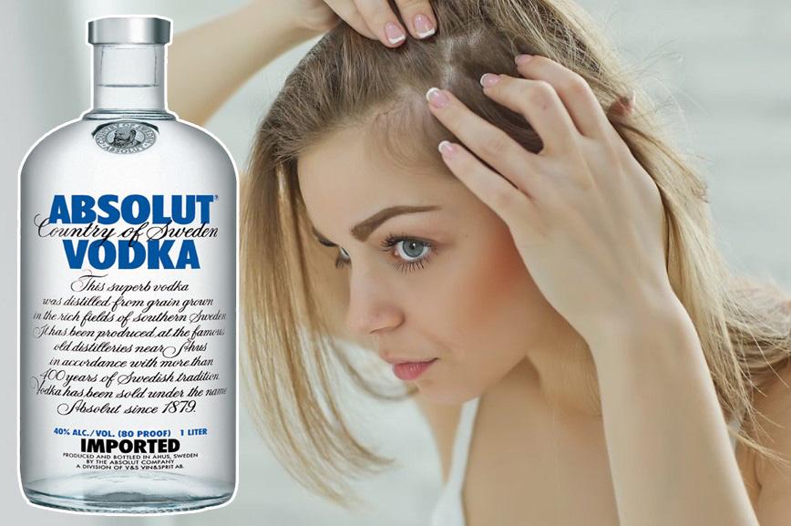 Vodka Para El Pelo Beneficios Y Cómo Se Utiliza Reduce La Caída